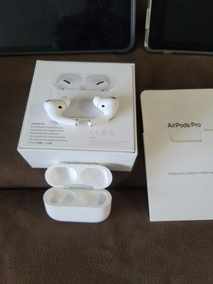 Authentic og airpods pro for Sale in Seattle, WA