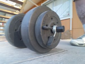 35lb adjustable and others for Sale in Las Vegas, NV