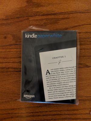 New Kindle Paperwhite previous gen for Sale in Morrisville, NC