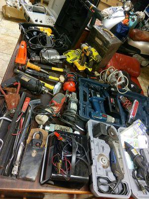 Dremel, Craftsman,Ryobi,DeWalt, for Sale in San Diego, CA