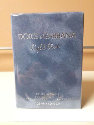 Dolce Gabbana light blue 4.2oz Men $55$ for Sale in Los Angeles, CA