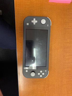Nintendo Switch Lite Gray for Sale in Vienna, VA