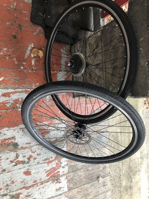 Higher end bicycle parts for Sale in Newark, OH