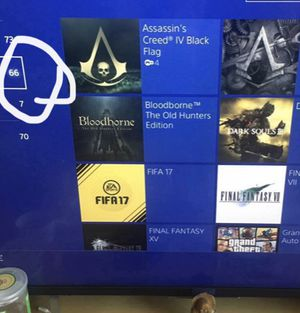 Ps4 account with 66 games over 30$ for Sale in Santa Clara, CA