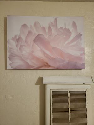Pink Flower Canvas Painting for Sale in Fresno, CA