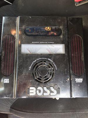 Boss 700 watt mono block amp for Sale in West Monroe, LA