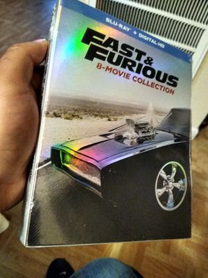 Collection of Fast and Furious HD for Sale in Houston, TX