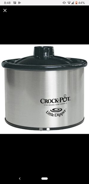 Crock Pot Little Dipper for Sale in Charlotte, NC