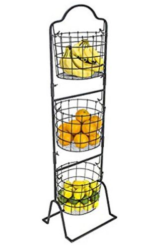 Brand new 3-tier metal storage baskets for Sale in Sunnyvale, CA