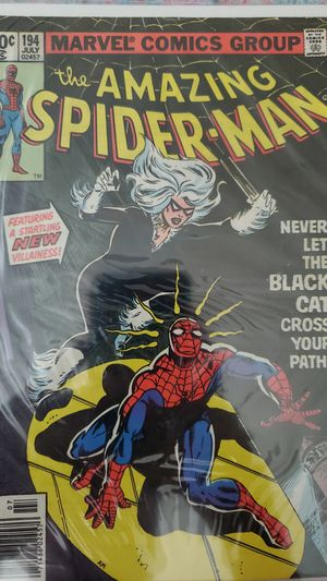Amazing spiderman 194 for Sale in Long Beach, CA