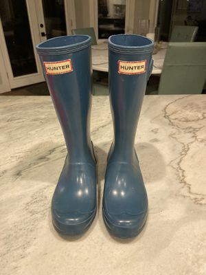 Girl's Hunter Boots for Sale in Broomfield, CO