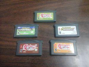Gameboy Advance Backyard Sports bundle for Sale in Charlotte, NC