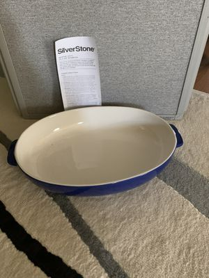 New silver stone baking pan for Sale in West Lafayette, IN