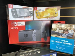 Nintendo Switch/ Switch Lite ALL COLORS ($50 down) for Sale in Anaheim, CA