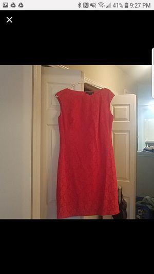 Ralph Lauren Pink Dress Size 12 for Sale in Matthews, NC
