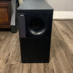 Bose Acoustic mass 5 Module Subwoofer for Sale in Los Angeles,  CA