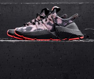 "adidas Prophere ""Bleached"" Black Solar Red for Sale in Tacoma, WA"