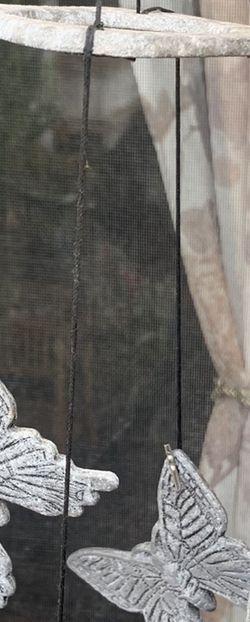 Metal Butterflies Wind Chimes for Sale in Lomita,  CA