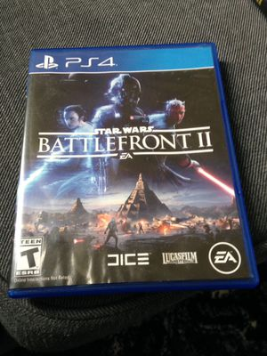 Star Wars Battlefront II PS4 Game for Sale in Cleveland, OH