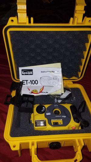 Epoque ET100 underwater film camera for Sale in Brandon, FL