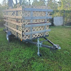 4×8 Folds Up trailer for Sale in Orlando, FL
