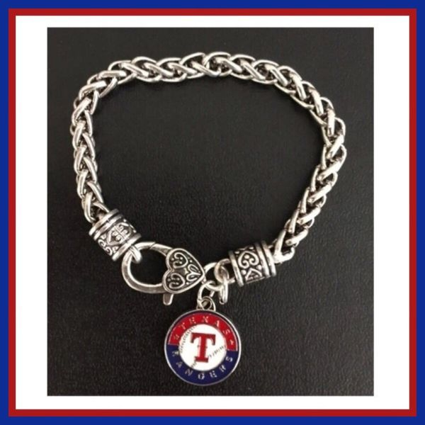 Heavy Rangers Charm Bracelet