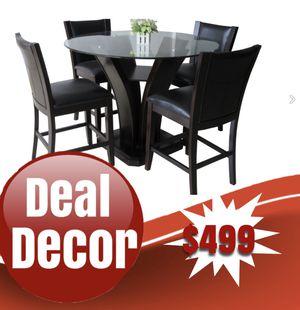 BRAND NEW GLASS PUB TABLE $499 for Sale in Marietta, GA