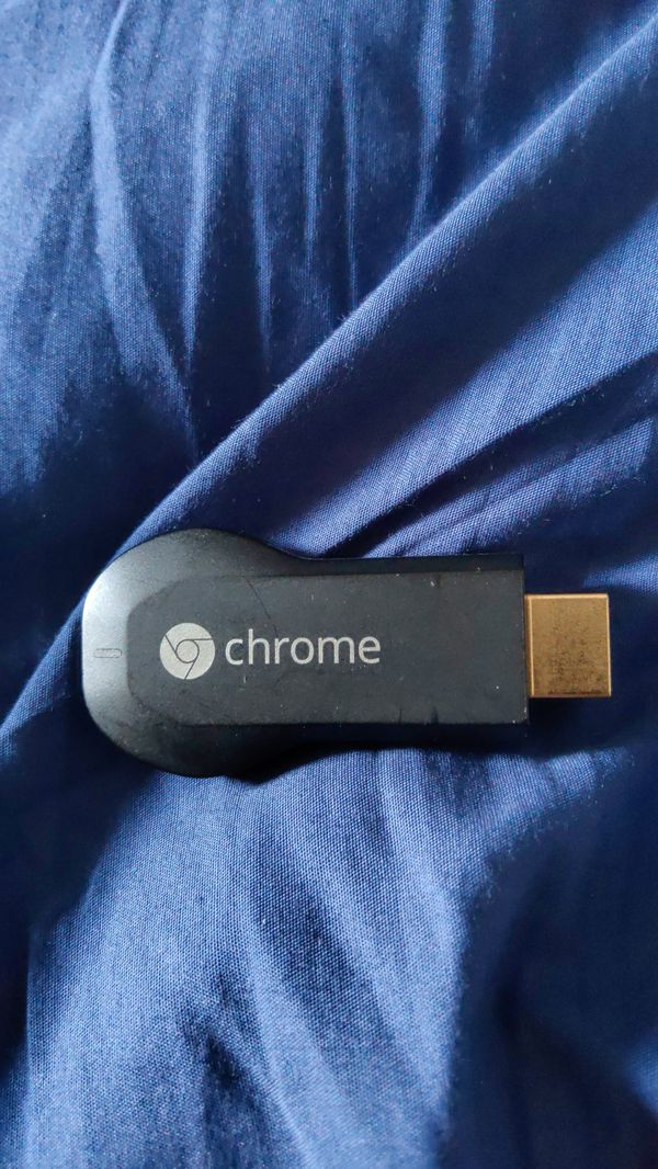 Google Chromecast (1st edition)
