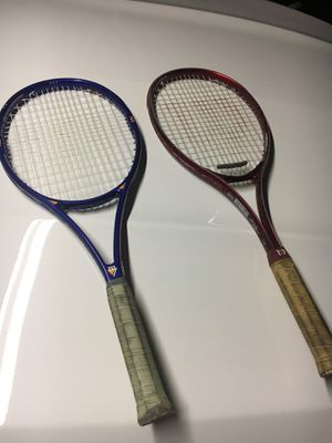 Wilson tennis rackets for Sale in Las Vegas, NV