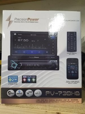 NEW!!! Precision Power flip out DVD Stereo for Sale in Phoenix, AZ