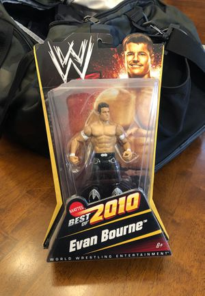 WWE Evan Bourne action figure collectible for Sale in Manchester, CT