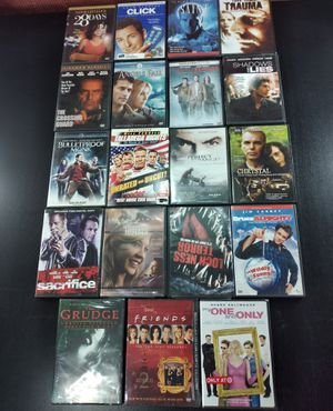 19 DVD Movies for Sale in Lakeside, CA