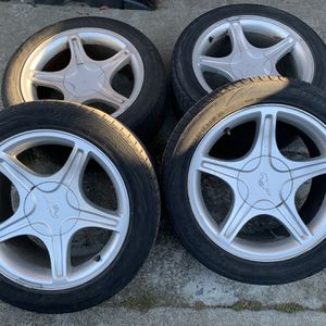 Mustang Wheels for Sale in Fremont, CA