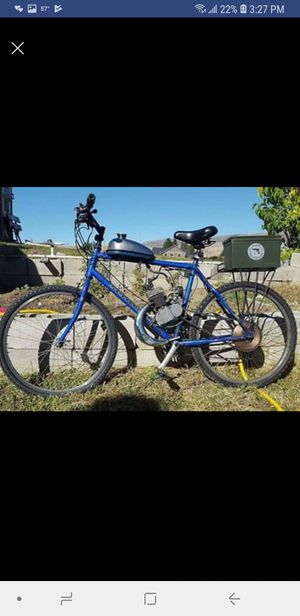 2 motorized bike for Sale in East Wenatchee, WA