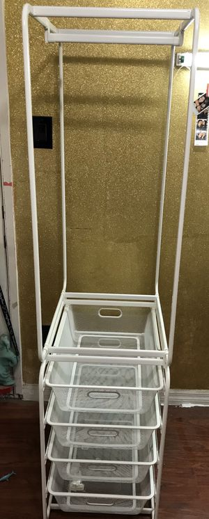 IKEA clothing rack for Sale in Los Angeles, CA