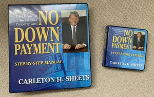 Carlton Sheets real estate investment course for Sale in Beverly Hills, CA