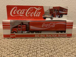 """1979 HARTOY """"COCA-COLA"""" TOUGH DIE CAST METAL """"BIG RIG TRACTOR TRAILER"""" #3300C for Sale in Carson, CA"""