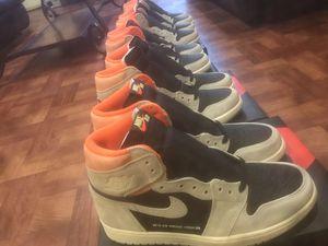 Jordan 1 Nike Hyper crimson 9 9.5 10 for Sale in Bronx, NY