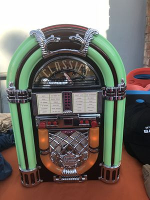 CD player and radio for Sale in Anaheim, CA