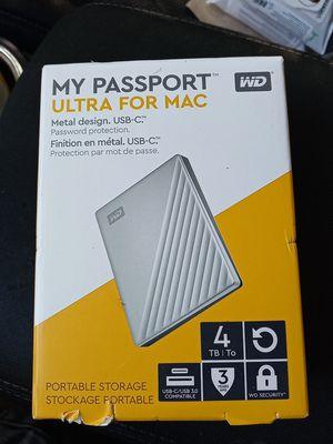 My Passport Ultra for Mac for Sale in Philadelphia, PA