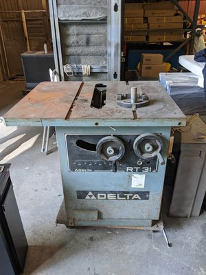 Delta Table saw RT31 for Sale in Norfolk, VA