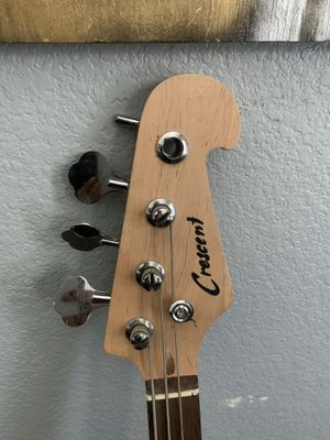 Crescent guitar for Sale in Round Rock, TX