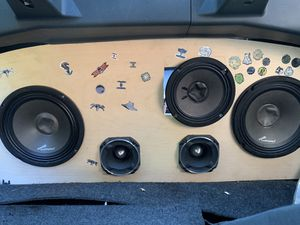 Car audio very loud for Sale in Bridgeport, CT