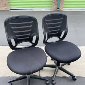 *LOWER PRICE 2-OFFICE CHAIRS for Sale in Fontana, CA