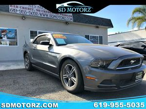2013 Ford Mustang for Sale in Lemon Grove, CA