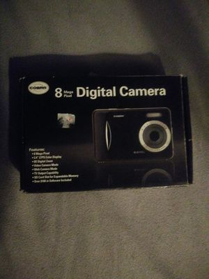 Cobra 8 megapixel digital camera for Sale in Jacksonville, FL