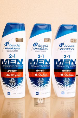 (3) Head & Shoulders Swagger Old Spice 2in1 Shampoo 12.8 oz - $10 For All FIRM for Sale in Tustin, CA