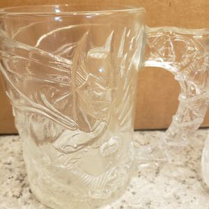 Batman Forever McDonald's Collectable Cups 1995 for Sale in Mesa, AZ