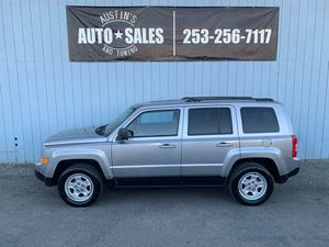 2015 Jeep Patriot for Sale in Edgewood, WA