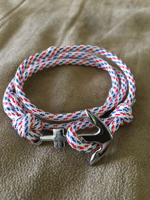NEW Nautical Bracelet Unisex for Sale in Silver Spring, MD
